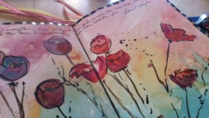 Finding Inspiration to Paint watercolor paintings
