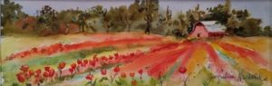 Jacqueline Newbold, art, watercolor, watercolor classes in Bend, Oregon