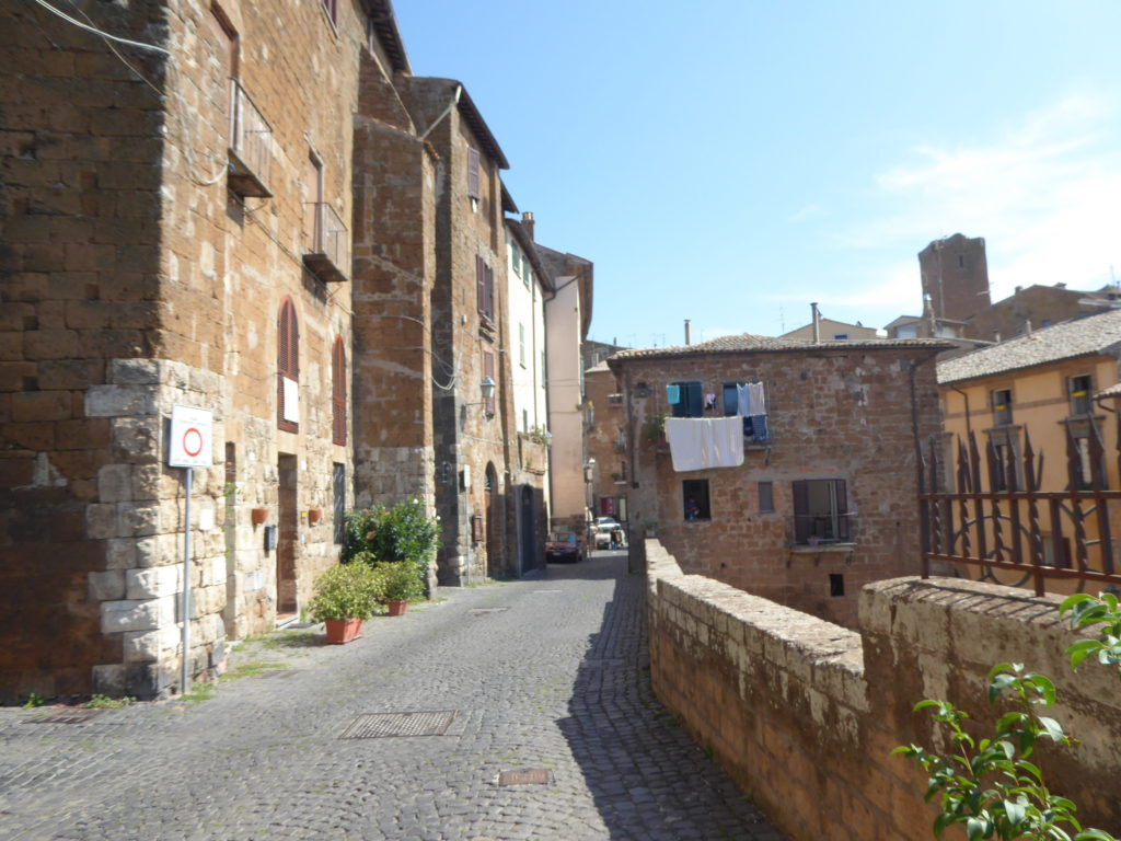 Photo of Orvieto Street
