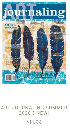 Art Journaling Magazine